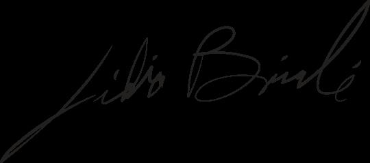 Design LB - Lidia Bérubé - Signature