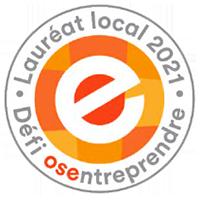 Design LB - Lauréate locale du défi OSEentreprendre 2021
